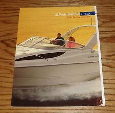 Original 2001 Bayliner Ciera Sales Brochure 01
