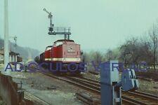 Dia-Kopie DR 110 757-2 + 110 ... Wiesenburg 27.4.1975 E3044