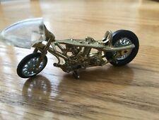 """Britians Ltd 3"""" Drag Bike Diecast Motorcycle Die Cast Toy No 9683 Avon Slick"""