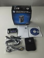 HP 1080p HD DIGITAL CAMCORDER 5mp-12mp Complete g4