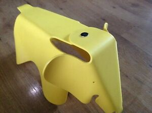 Eames Elephant Small by Vitra (Yellow)