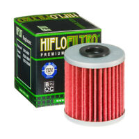 Hiflo Filtro Ölfilter HF207 für Suzuki RM-Z 450, 2005-2018, Oil Öl Filter RMZ