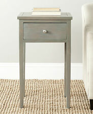 Safavieh Abel End Table in Grey Color (A78-D1B)