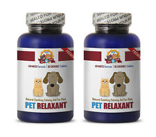dog stress and anxiety relief - DOG AND CAT RELAXANT - tryptophan for dogs 2B