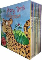 Miles Kelly My Story Time Collection 20 Picture Books Box Set Children Gift Pack