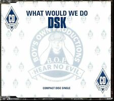DSK - WHAT WOULD WE DO - CD MAXI [257]