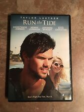 Run the Tide - DVD Taylor Lautner Very Good