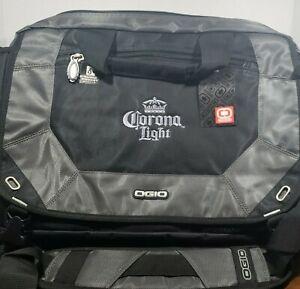 Corona Light Messenger Bag OGIO Model 03507 Padded Satchel Computer Laptop Case