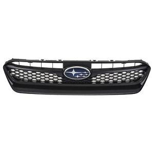 OEM 2015-2017 Subaru WRX Front Grille Assembly Black Mesh NEW 91121VA070