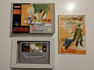 Dragon Ball Z - Super Nintendo - Snes PAL FAH TBE Complet