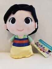"Funko Disney Princess Super Cute Plush 8"" doll-Mulan, NWT, FREE SHIPPING"