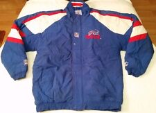 Buffalo Bills Starter NFL Pro Line authentic puff jacket men sz XL vintage 90s
