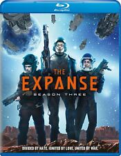 THE EXPANSE - SEASON 3  - BLU RAY - Sealed Region free