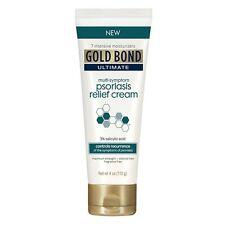 Gold Bond Ultimate Multi-Symptom Psoriasis Relief Cream 4 oz (Pack of 2)