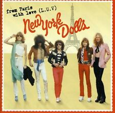 From Paris with L-U-V by New York Dolls (CD, Jan-2002, Sympathy for the Record Industry)