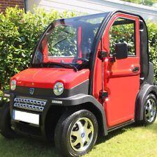 "E-Auto ""E-Baron de Luxury"" NEU 2-Sitzer  (Moped Versicherung)"
