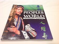 Peoples of the World by Anna Claybourne and Gillian Doherty (2004, Paperback)