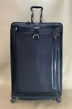 Preowned Tumi ARRIVE Zurich 4 Wheeled Exp Fortnight Trip Luggage Suitcase 25069D