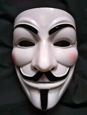 Guy Fawkes Mask - V for Vendetta - Anonymous - Fancy Dress