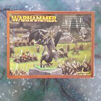 Malekith, Witch King on Black Dragon, Dark Elves, Drachenreiter, OOP, rare