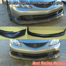 Mu-gen Style Front Lip (Urethane) Fits 05-06 Acura RSX 2dr