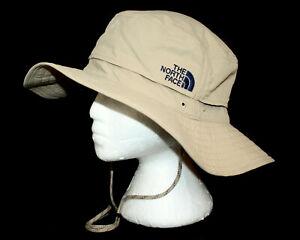THE NORTH FACE Horizon Breeze Wide Brim Bucket Hat Khaki Adult One Size