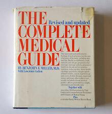 The Complete Medical Guide - Benjamin F. Miller M.D. (1978, HC)