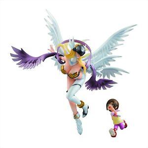 MegaHouse G.E.M. series Digimon Adventure Angewomon & Yagami Hikari Japan NEW