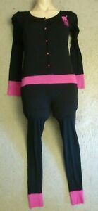 BETTY BOOP LADIES LOUNGE WEAR/ALL IN ONE/JUMP SUIT - SIZE 10 - LIKE NEW