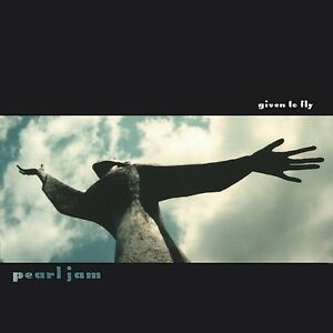 """PEARL JAM - Given to Fly b/w Pilate & Leatherman -7"""" VINYL NUOVO SIGILLATO"""
