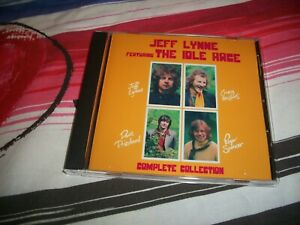 JEFF LYNNE - PRE-ELO - THE IDLE RACE - COMPLETE COLLECTION CD BY R&UT - 2020