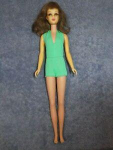 Vintage Barbie Francie  Doll - Vintage Brunette TNT Francie Doll