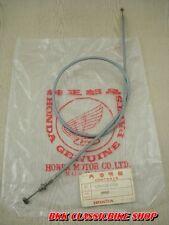 NOS HONDA CB125K CD125 CD125K3 K3 Throttle Cable //  P/N 17910-303-020 Genuine