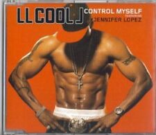 JENNIFER LOPEZ & LL COOL J Control Myself VIDEO & INSTRUMENTAL CD single SEALED