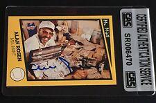 """""""MR. MINT"""" ALAN ROSEN SIGNED AUTOGRAPHED 1990 PACIFIC CARD DEALER CAS AUTHENTIC"""