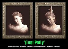 "Haunted Memories ""Aunt Polly"" 5 X 7 Changing Portrait"