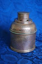 "Vintage ""Rumidor"" . Hammered  . Copper  .. Humidor .. Smoking . Tobacciana  #31"