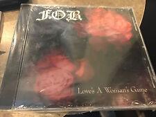"F.O.B. (Family Of Barry) ""Love's A Woman's Game"" cd SEALED"