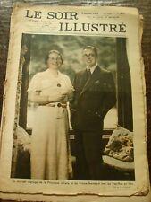 Le Soir Illustré - Mariage de la Princesse Juliana et Prince Bernhard - 9/1/1937