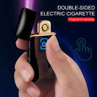 Electrical Display of Charging Lighter Touch Induction Windproof USB Cigarette
