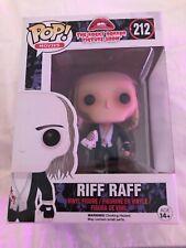 Funko POP! Movies Rocky Horror Picture Show Riff Raff #212 Vinyl Figure In Box