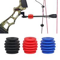 Archery Compound Bow String Stop Suppressor Bracket Mount Stabilizer Tool