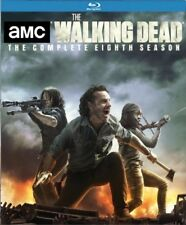 Walking Dead Season 8 (Blu-ray, 2018) No Digital