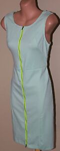 Womens Green and Fluro Dress - Mossimo - Size S/P