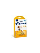 Fipralone duo antiparassitario pulci zecche cani 2-10 kg 4 pipette Formevet
