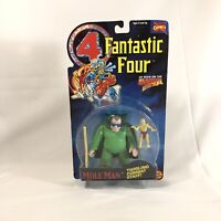 ToyBiz Fantastic Four 4 MOLE Man Figure Marvel Comic MCU Rare Collector USA 1994