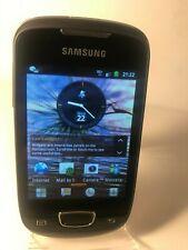 Samsung Galaxy Mini GT-S5570 - Black & Grey (Unlocked) Smartphone Mobile S5570