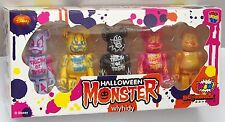 Disney 2014 Halloween Monster Bearbrick 100%  Special  Box - Medicom  , h#