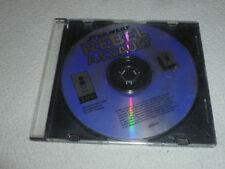 PANASONIC 3DO VIDEO GAME STAR WARS REBEL ASSAULT DISC ONLY FZ10 FZ1 GOLDSTAR >>