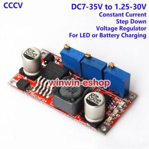 DC Constant Current Buck Step Down Regulator LED Driver Batterie Charger 5V 12V
